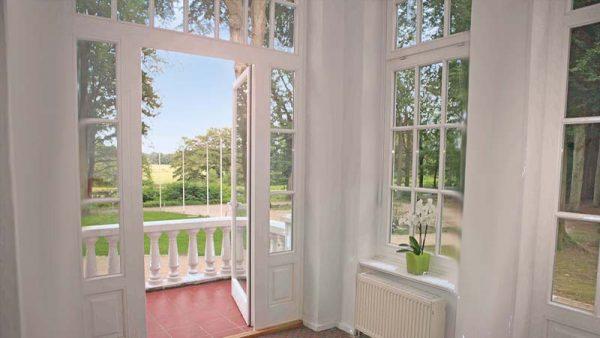 Haus Schnede – Wintergarten