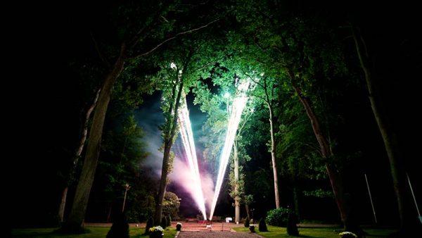 Haus Schnede – Feuerwerk
