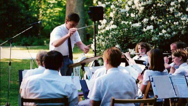 Haus Schnede – Konzert im Park